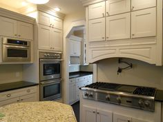 partial view of kitchen...