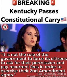 Outstanding, glad to see more support for our rights! Truth Hurts, It Hurts, Trump Is My President, Constitutional Rights, Gun Rights, Bill Of Rights, Conservative Politics, Gun Control, 2nd Amendment