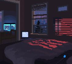 Post with 2726 votes and 94476 views. Tagged with art, gif, awesome, pixel art; I got some nice pixel art for you guys Aesthetic Gif, Aesthetic Wallpapers, Animation Pixel, Pixel Art Gif, Cool Pixel Art, Gif Art, Arte 8 Bits, 8 Bit Art, Animated Gifs