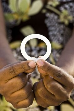 This white ring is proof that we're making progress on HIV prevention.