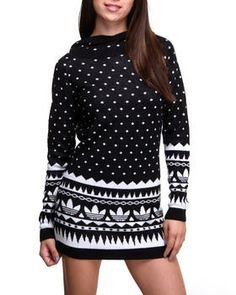 Buy Patterned Hoody Dress Women's Dresses from Adidas. Find Adidas fashions & more at DrJays.com $90