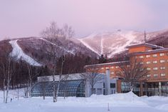 Club Med Hokkaido is ideally located at the foot of a magnificent mountain in the Japanese Alps, where ski-in, ski-out services offer the utmost of convenience.