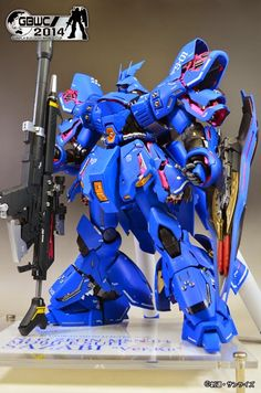 GUNDAM GUY: Gunpla Builders World Cup (GBWC) 2014 Japan - Open Course 2nd Elimination Round Results