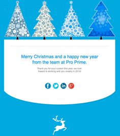 10 best christmas email templates images on pinterest christmas christmas email template with some snowy trees maxwellsz