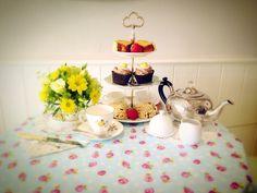 Sweet Afternoon Tea ! #booknow #deliciouscakes #hinckley