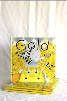 Gold by Abi Ayres | children's book