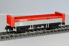 Lego BR OBA Open Wagon | Flickr - Photo Sharing!