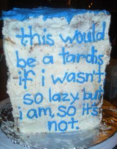 Cake Wrecks - Home - You Might Belong At Dragon Con If...