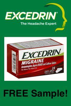 ExcedrinMigraineSample
