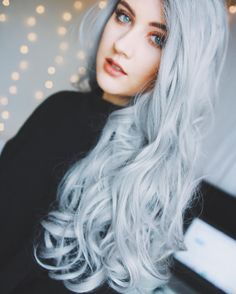Marvelous How To Get Perfect Bleached Silver White Or Platinum Blonde Hair Short Hairstyles Gunalazisus