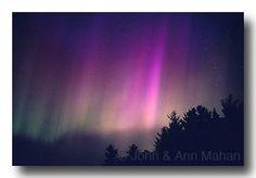 Aurora Borealis - Northern Michigan