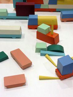 Design Toys / Floris Hovers for Magis