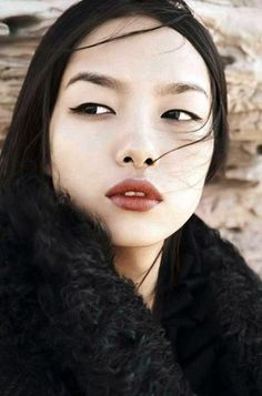 Fei Fei Sun...my fave model of the moment