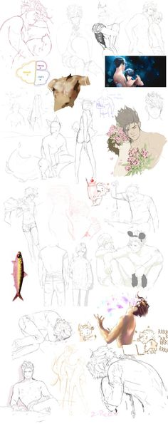 (Little) Sketch pack by Z-Pico on DeviantArt