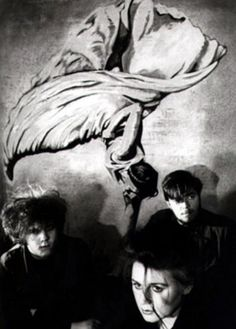 Cocteau Twins: Another of my Beloveds.  They speak in tongues  filled with the Spirit of God.