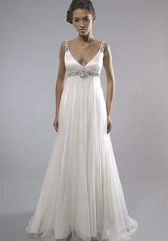 vintage plus size clothing | Apparel > Wedding Dresses > Empire Wedding Dresses > 2012 Vintage ...