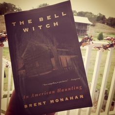 The Bell Witch: An American Haunting by Brent Monahan 23 Underrated Books Every Horror Fan Needs To Read ASAP I Love Books, Good Books, Books To Read, My Books, Best Scary Books, Reading Lists, Book Lists, American Haunting, Thriller