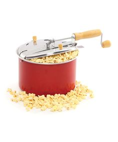 Take a look at this Red Stovetop Popper by West Bend on #zulily today!