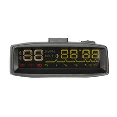 SYMTOP Universal Car HUD Head-Up Display GPS Speedometer Black