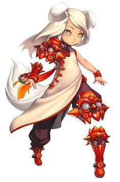 Lyn Blade Master #characterconcepts