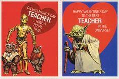 Star Wars  (San Valentín)