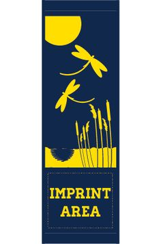 Dragons & Tails - Stock banner 13106 Screen print outdoor fabric banners by Consort Display Group. #screenprint
