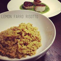 Lemon Farro Risotto Recipe on Food52 recipe on Food52