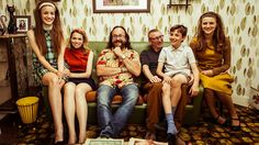 Back In Time For Dinner: BBC 2. In this second episode, the family and their home are transported to the space-age 60s, with a gleaming fitted kitchen and the arrival of a host of new tastes and flavours