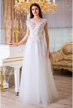 76e91c32b699f97 Белое красивое свадебное платье 2018 с цветами, от производителя, купить в  Киеве, Харькове