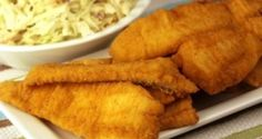 Firecracker Fried Flounder As the name implies, this fried flounder is spicy! It gets its flavorful coating from our Medium-Hot Seasoned Breading Mix. Fried Flounder, Food Displays, Firecracker, Fried Fish, Carrots, Seafood, Fries, Spicy, Favorite Recipes