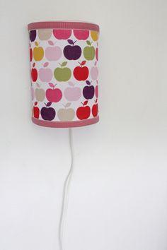 Ikea hack - Fabric lamp shade (IKEA hack) a tutorial Ikea Nursery, Boho Nursery, Ikea Night Light, Make A Lamp, Balloon Shapes, Ikea Hackers, Do It Yourself Projects, Sewing Accessories, Diy For Kids