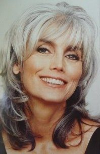 Emmylou Harris age 66. Love Your Grey Hair / Gray is the New Blonde