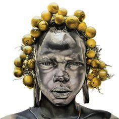 Crossing the Line Exhibition at Barnard Gallery Potrait Painting, Sans Art, South African Artists, Africa Art, A Level Art, African Diaspora, Chalk Pastels, Rock Art, Contemporary Art