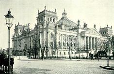 Reichstagsgebaeude ca. 1896