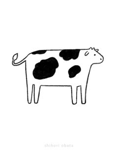 35 Cute & Easy Animal Drawing Ideas Cute Easy Animal Drawings, Easy Doodles Drawings, Simple Doodles, Drawing Lessons For Kids, Drawing Ideas, Arte Grunge, Animal Doodles, Easy Animals, Owl Photos