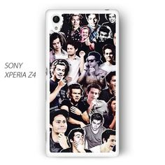 harry styles and dylan o brien AR for Sony Xperia Z1/Z2/Z3 phonecase