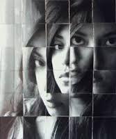 Résultats de recherche d'images pour « portrait fragmenté »
