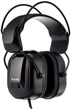 9091761ecc2 Alesis DRP100 | Extreme Audio-Isolation Electronic Drum Reference-Headphones  with 1/4