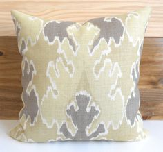 Decorative pillow cover Kelly Wearstler bengal by pillowflightpdx, $76.00