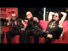 Venom Inc -Talks New album & Satanic troubles in the South-Interview by Neil Turbin-The Metal Voice - YouTube