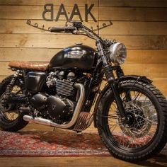 BAAK Pack Triumph Bonneville Rambler