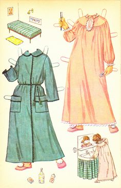 Shirley Doll Dressing: Autumn Fashion (5 of 6), 1950s Sandles