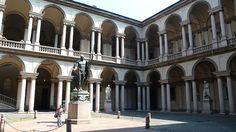 Pinacoteca di Brera, Milano,