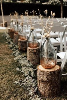 Fall Wedding Aisle Decorations to Blow Your Mind Away! - 33 Fall Wedding Aisle Decorations to Blow Your Mind Away! Fall Wedding Aisle Decorations to Blow Your Mind Away! - 33 Fall Wedding Aisle Decorations to Blow Your Mind Away! Wedding Ceremony Ideas, Wedding Aisle Decorations, Wedding Rings, Wedding Arrangements, Ceremony Backdrop, Wedding Reception, Garden Decorations, Wedding Backdrops, Party Wedding