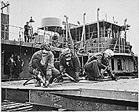 Chippers in a shipyard [Shipbuilding. History Images, National Archives, World War Ii, American History, Women, World War Two, Us History, Wwii
