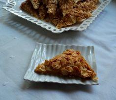 Olor a hierbabuena: Triángulos de hojaldre Sweet Tooth, Pie, Pasta, Desserts, Ideas, Sweet Desserts, Almonds, Crack Cake, Phyllo Dough