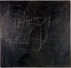 Night watch, 1966 by Cy Twombly