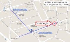 Zondag 3 augustus, Gentsestraat & Stevinstraat in Den Haag