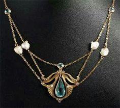 Necklace cca 1905