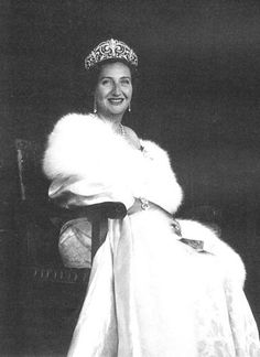 spanishroyals:  The Countess of Barcelona, mother of King Juan Carlos of Spain